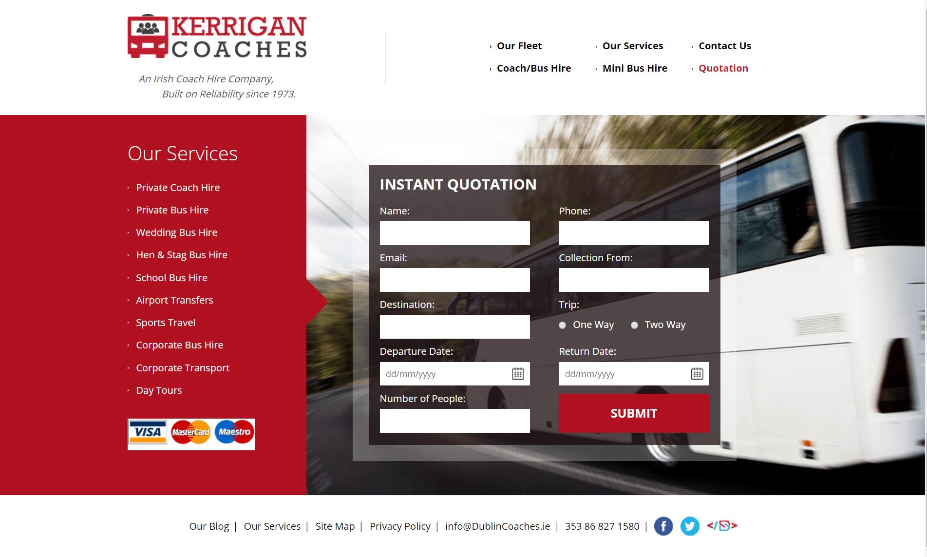 After Website Design