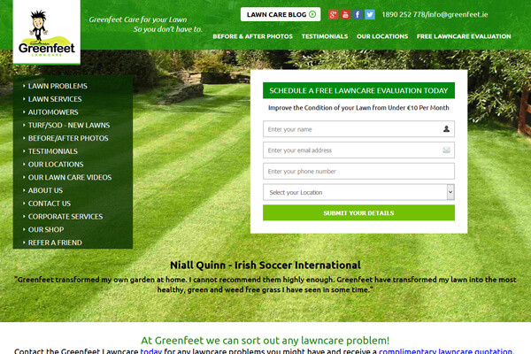 Greenfeet Lawncare