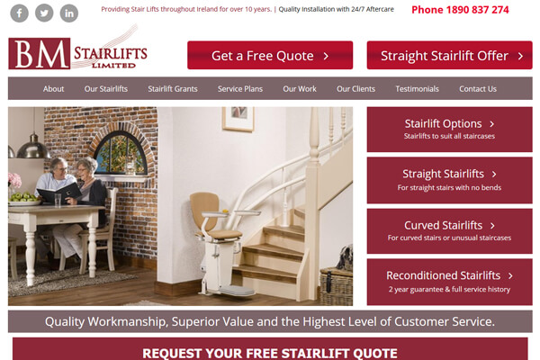 BM Stairlifts