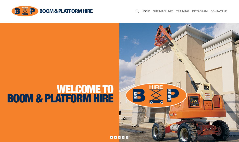 Boom & Platform Hire Ltd.