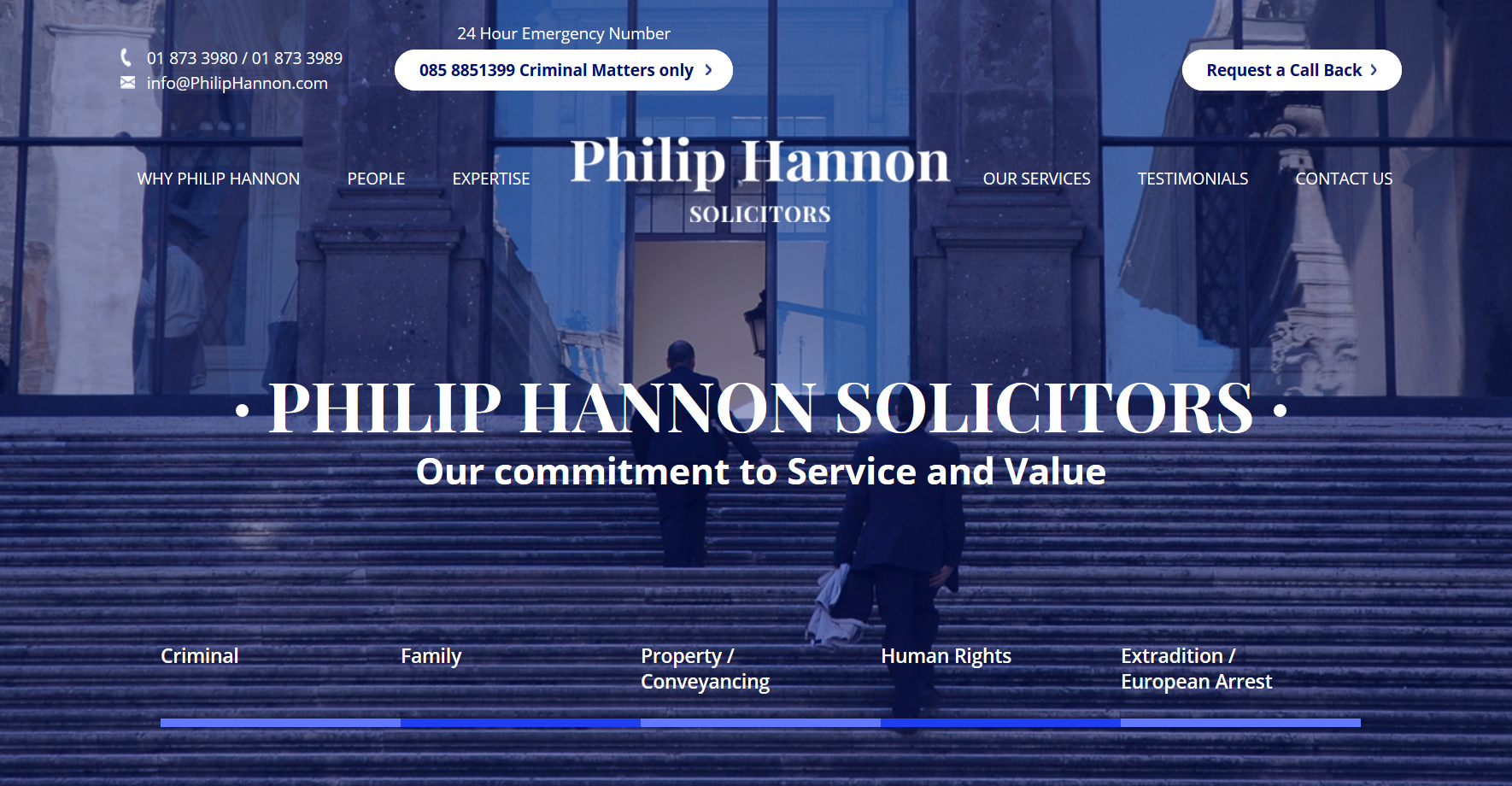 Philip Hannon Solicitors