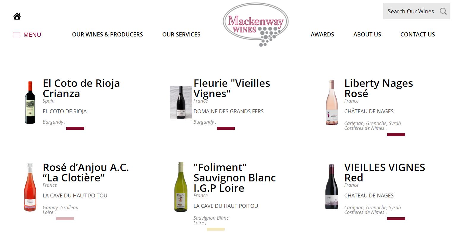 Mackenway Wines