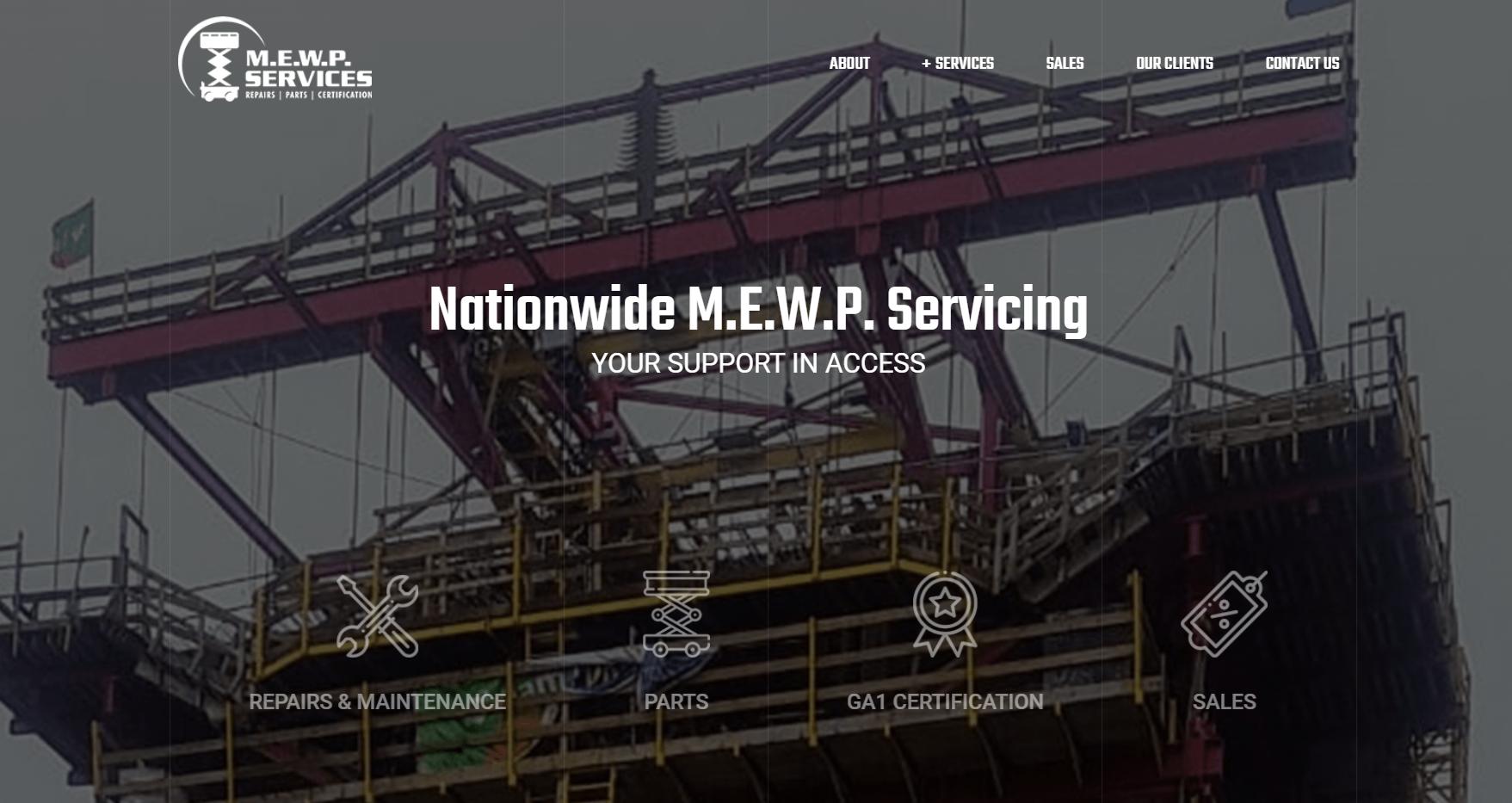 M.E.W.P. SERVICES